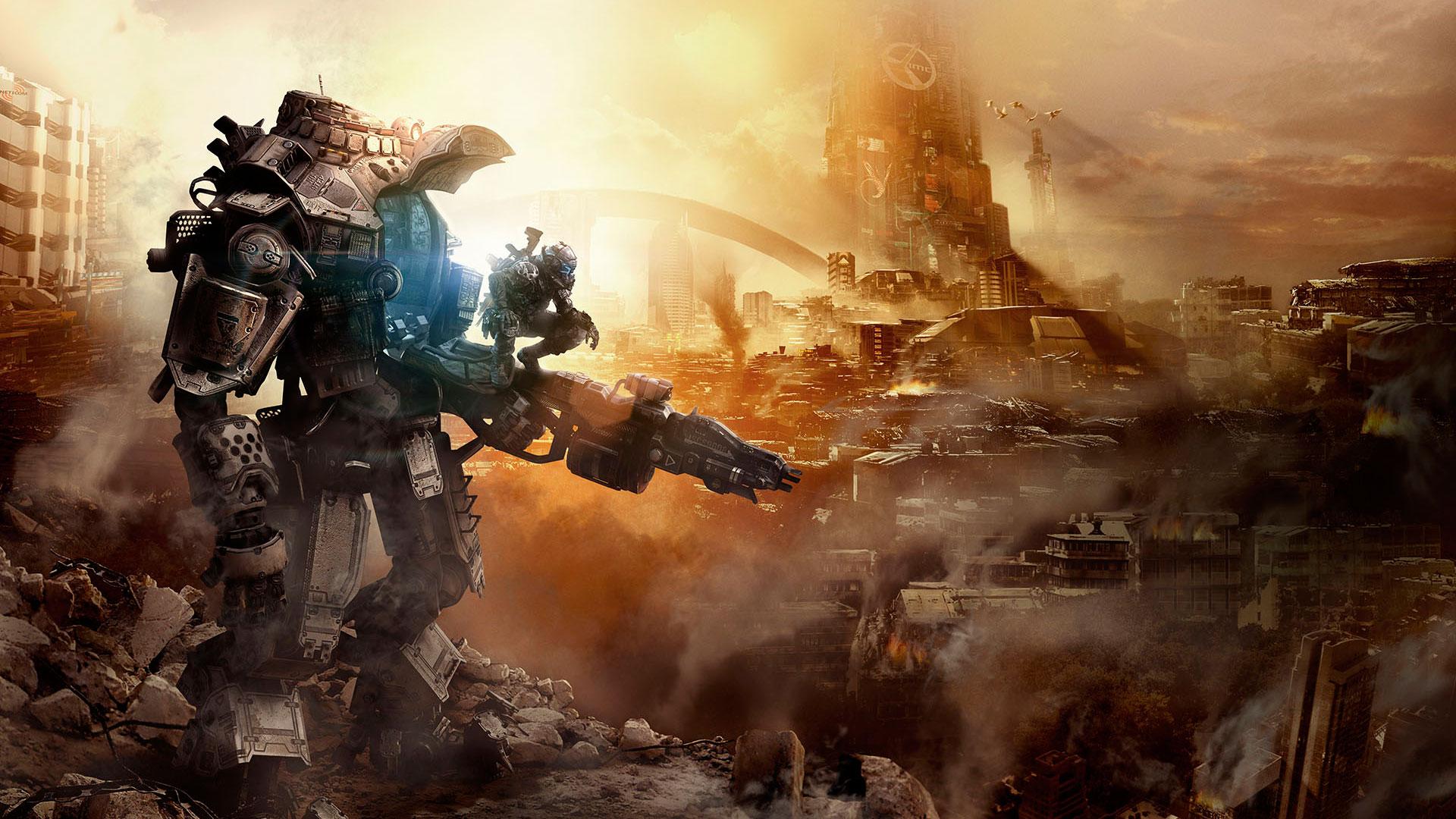 Titanfall не справляется с резолюцией в 720p на Xbox One.