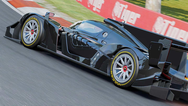 Project Cars, ультра реалистичная игра.