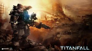 Альфа-тестирование Titanfall